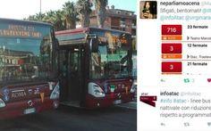 """Caos Trasporto pubblico: Dove sono finiti gli autobus a Roma? A Roma non ci sono autobus, ma non per tutti - Per 5 giorni un certo numero di autobus sono stati riservati per clienti """"privati"""", per cui mentre Roma affonda, questi autobus fanno da """"navetta"""" per u #roma #fieradiroma #atac"""
