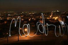 Madrí Madrid, Neon Signs, My Love, Cities