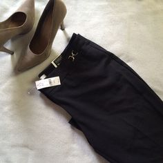NWT NY&Co Pants NY&Co pants that are new and perfect for work. Selling for a friend, size is 14 petite. Per website, they're sold out and are 64% polyester, 32% rayon and 4% spandex. Sizing according to the website it straight leg, lower waist, slim through hip & thigh and have a 32 inch inseam. ⛔️No Trades Please!⛔️ New York & Company Pants Trousers