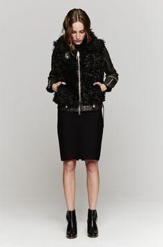 R 13 Bear Jacket
