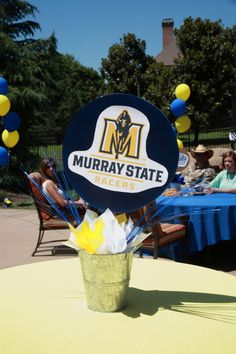 Murray State Centerpieces - By The Party Girl Events