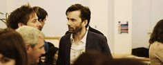 Behind the Scenes of Broadchurch's first read-through