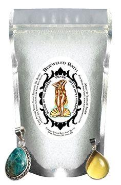 Goddess Venus Love Potion Ylang Ylang & Mystery Jewelry Inside Bath Salts Bejeweled Bath http://www.amazon.com/dp/B019JC82LS/ref=cm_sw_r_pi_dp_zOqDwb0J9RYVC