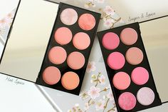 Makeup Revolution Ultra Blush Palettes in Hot Spice and Sugar