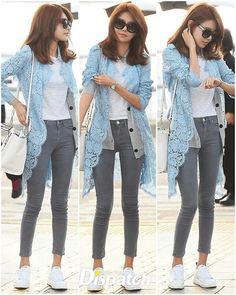 sooyoung fashion