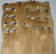 The extensions consist of multiple wefts of different size that should be attached from the bottom up starting from the lower point on the hairline and repeating the following steps for each weft. www.zalacliphairextensions.com.au/color-match-service/