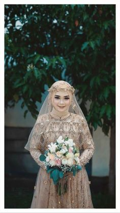 Best Ideas For Style Hijab Accessories Muslimah Wedding Dress, Modest Wedding Gowns, Muslim Wedding Dresses, Muslim Brides, Muslim Dress, Wedding Party Dresses, Bridal Dresses, Sweetheart Wedding Dress, Princess Wedding Dresses
