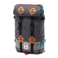 Topo x Woolrich Klettersack - by TOPO Designers | $249