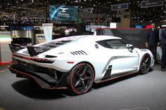 【ジュネーブショー 2017】イタルデザイン、新ブランド「Italdesign Automobili Speciali」から生まれた5台限定の「Zerouno」世界初公開 / V10 5.2リッター搭載で0-100km/h加速3.2秒