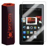 Skinomi® TechSkin - Amazon Kindle Fire HD 6 Screen Protector Premium HD Clear Film with Free Lifetime Replacement Warranty / Ultra High Definition Invisible and Anti-Bubble Crystal Shield - Retail Packaging Reviews - http://www.knockoffrate.com/cell-phones-accessories/skinomi-techskin-amazon-kindle-fire-hd-6-screen-protector-premium-hd-clear-film-with-free-lifetime-replacement-warranty-ultra-high-definition-invisible-and-anti-bubble-crystal-shield-retai/