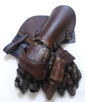 Gauntlets by OfTheGodsBlood