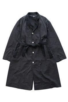Porter Classic - DOT COAT - BLACK Porter Classic, Couture Looks, Raincoat, Dots, Jackets, Black, Fashion, Rain Jacket, Stitches
