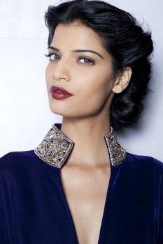 MAC Cosmetics for Manish Malhotra Delhi Couture Week 2013