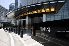 The restaurants in Armani hotels served savour exquisite cuisine where every experience is a personal reflection of Giorgio Armani's innovative approach to hospitality.