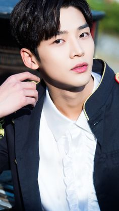 Rowoon Korean Instruments, Chani Sf9, Jae Yoon, Boy Idols, Fnc Entertainment, Kdrama Actors, Fashion Poses, Flower Boys, Seong