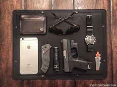 Everyday Carry Pocket Dump of the Day: Patrick Miller