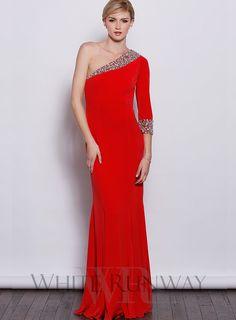 Marni One Shoulder Dress