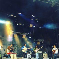 Woods - Paris International Festival Of Psychedelic Music - 19 juin