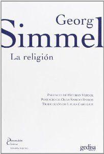 La religión / Georg Simmel