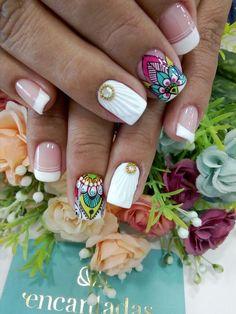Nails, Sexy, Beauty, French People, French Nails, Pretty Toe Nails, Gold Nail Art, Perfect Nails, Beleza