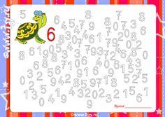 Numbers Preschool, Preschool Worksheets, Math For Kids, Math Classroom, Teaching Kids, Cute Drawings, Mathematics, Teacher, Activities