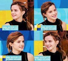❤NEWS❤  › ❀ n e w  • • appearance: Emma questa mattina ospite al programma Good Morning America a New York! ✨   -----------------------------------  qui potete trovare l'intervista completa: https://www.youtube.com/watch?v=SrD-tyRj-Ms&feature=youtu.be  Crediti : She's Emma Watson   ~EmWatson