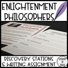 8 Best Enlightenment Philosophers Images Enlightenment