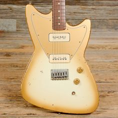 Fano Retrosphear Gold Burst 2009 (s054) | Chicago Music Exchange