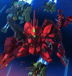 GUNDAM GUY: Awesome Gundam Digital Artworks [Updated 2/11/15]