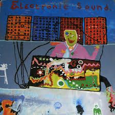 GEORGE HARRISON -  Electronic Sound