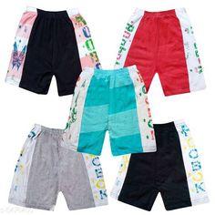 Shorts & Capris Stylish Kid's Boy's Shorts (Pack Of 5) Fabric: Cotton Pattern: Printed Multipack: 5 Sizes:  4-5 Years (Waist Size: 10 in Length Size: 10 in)  5-6 Years (Waist Size: 10 in Length Size: 10 in)  3-4 Years (Waist Size: 10 in Length Size: 10 in)  12-18 Months (Waist Size: 10 in Length Size: 10 in)  18-24 Months (Waist Size: 10 in Length Size: 10 in)  6-7 Years (Waist Size: 10 in Length Size: 10 in)  7-8 Years (Waist Size: 10 in Length Size: 10 in)  2-3 Years (Waist Size: 10 in Length Size: 10 in) Country of Origin: India Sizes Available: 2-3 Years, 3-4 Years, 4-5 Years, 5-6 Years, 6-7 Years, 7-8 Years, 8-9 Years, 12-18 Months, 18-24 Months, 1-2 Years   Catalog Rating: ★3.9 (904)  Catalog Name: Agile Classy Boys Shorts CatalogID_816991 C59-SC1175 Code: 913-5476400-396