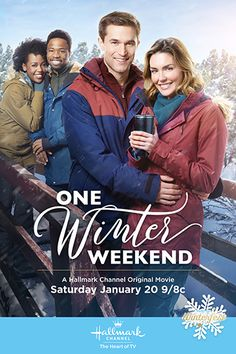 "Its a Wonderful Movie - Your Guide to Family and Christmas Movies on TV: One Winter Weekend - a Hallmark Channel Original ""Winterfest"" Movie starring Taylor Cole & Jack Turner! Hallmark Channel, Películas Hallmark, Films Hallmark, Taylor Cole, Jack Taylor, Family Movies, New Movies, Good Movies, Indie Movies"