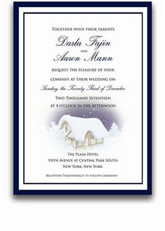 145 Rectangular Wedding Invitations - Twilight Snow by WeddingPaperMasters.com. $379.90. Now you can have it all! We have created, at incredible prices & outstanding quality, more than 300 gorgeous collections consisting of over 6000 beautiful pieces that are perfectly coordinated together to capture your vision without compromise. No more mixing and matching or having to compromise your look. We can provide you with one piece or an entire collection in a one st...