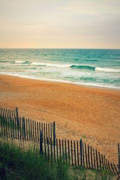 Dunes as Duck fine art photograph print of Outer Banks beach scene