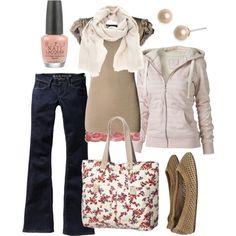 Fantástico outfit para ir de compras. Busca más en http://mipagina.1001consejos.com/