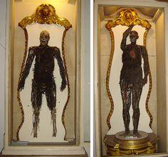 The Anatomical Machines of Cappella Sansevero | Atlas Obscura
