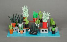 Ana Serrano - paper art