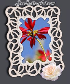 Scroll Saw Patterns :: Handy items :: Frames -