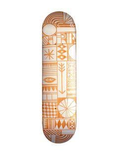 nice skateboard.