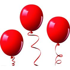 ballons ❤ liked on Polyvore featuring balloons, backgrounds, happy birthday and party