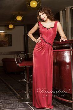 Diolastilis dress - by Lacramioara Iordachescu Diva, One Shoulder, Formal Dresses, Collection, Fashion, Dresses For Formal, Moda, Formal Gowns, Fashion Styles