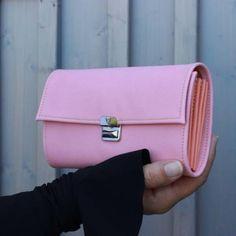 rosa-portemonnaie-lang-leder