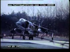 Demonstration of how to fly a Hawker Harrier Jump Jet, 1960's -- Film 18003