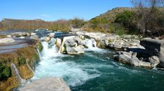 Devils River and Dolan Falls  15 Surreal Places In Texas You Need To Visit Before You Die
