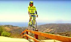 TOP 5 BICICLETAS DE CARRETERA: Espectacular video de Vittorio Brumotti