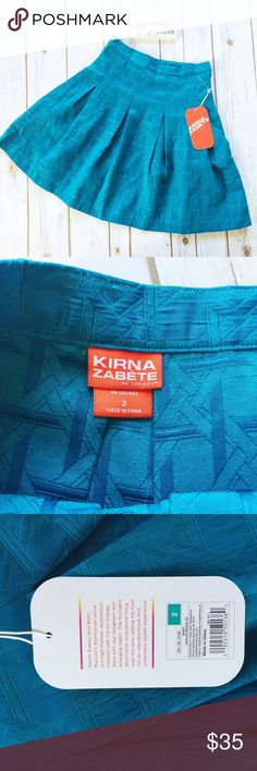 Kirna Zanete Skirt ★ NWT  ★ Made for Target ★ Measurements available upon request ★ Reasonable Offers Accepted ★ No Trades Kirna Zabete Skirts Mini