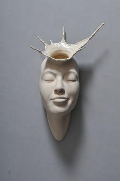 Esculturas cerâmicas surrealistas de Johnson Tsang - Stuffhood