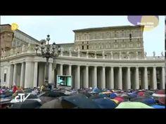 PAPA FRANCISCO EL ANGELUS, DOMINGO 3 DE AGOSTO 2014 VIDEO CREADO POR ♤LOURDES MARÍA BARRETO♤