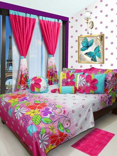 Bed Cover Design, Designer Bed Sheets, Vintage Bedspread, Luxury Curtains, Bedroom Images, Paint Colors For Living Room, Home Decor Furniture, Dream Bedroom, Bed Covers