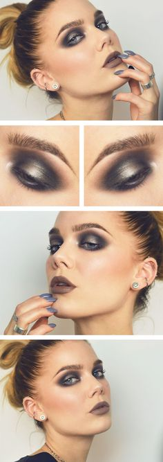 TODAYS LOOK - CHARCOAL